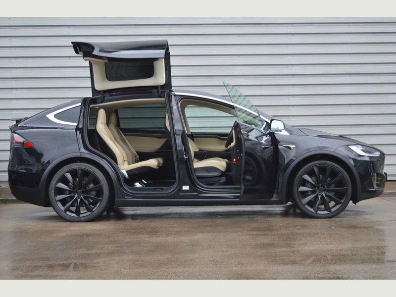 2017 Black Tesla Model X 100d Suv 5dr For Sale For 72990 In Warrington Cheshire Tesla Model X Tesla Model Tesla