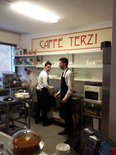 Nuove leve in Caffè Terzi a Vignola