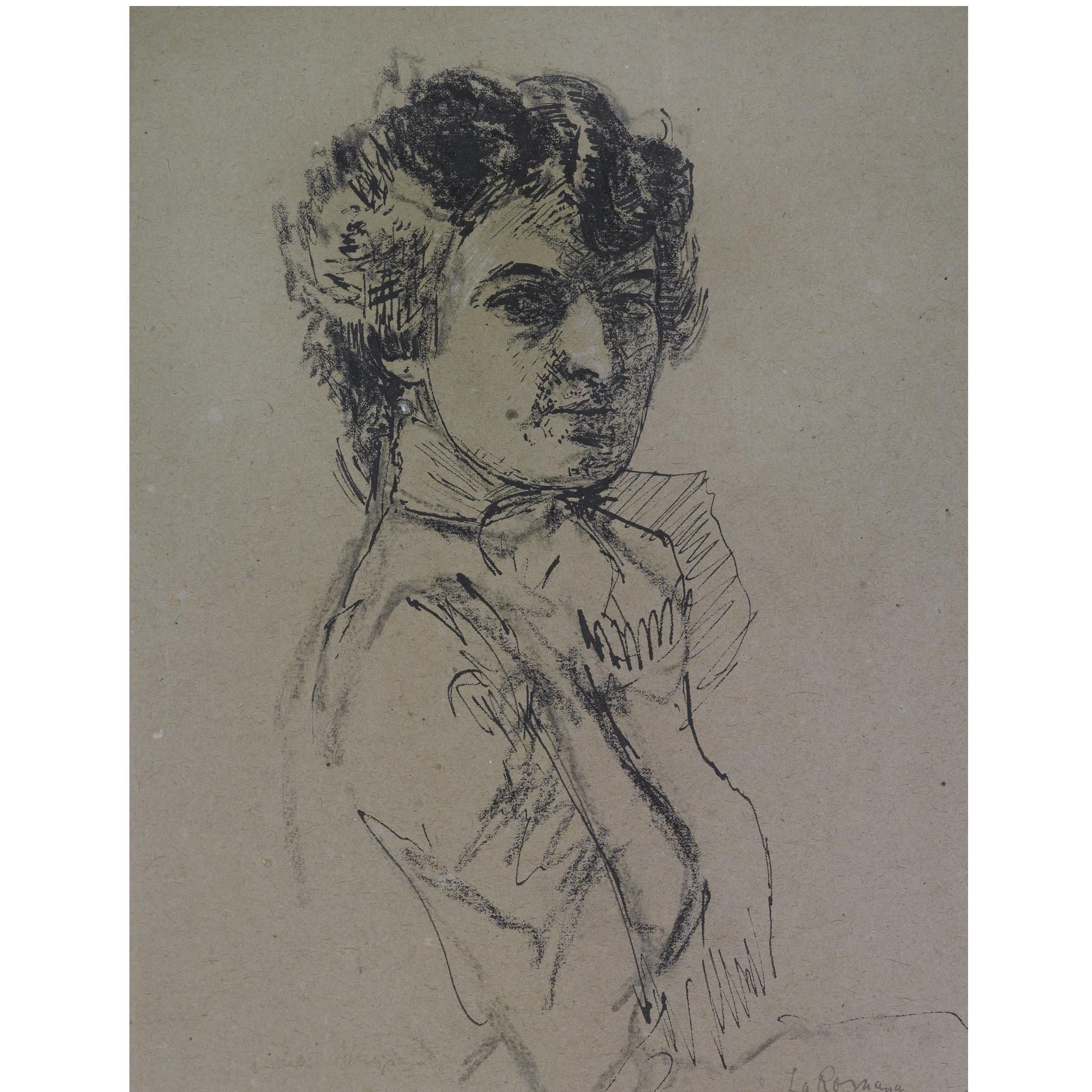Walter Sickert Sketches