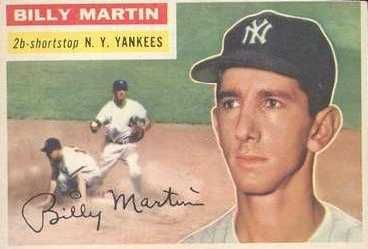Billy Martin 1928 1989 Sports Baseball Cards For