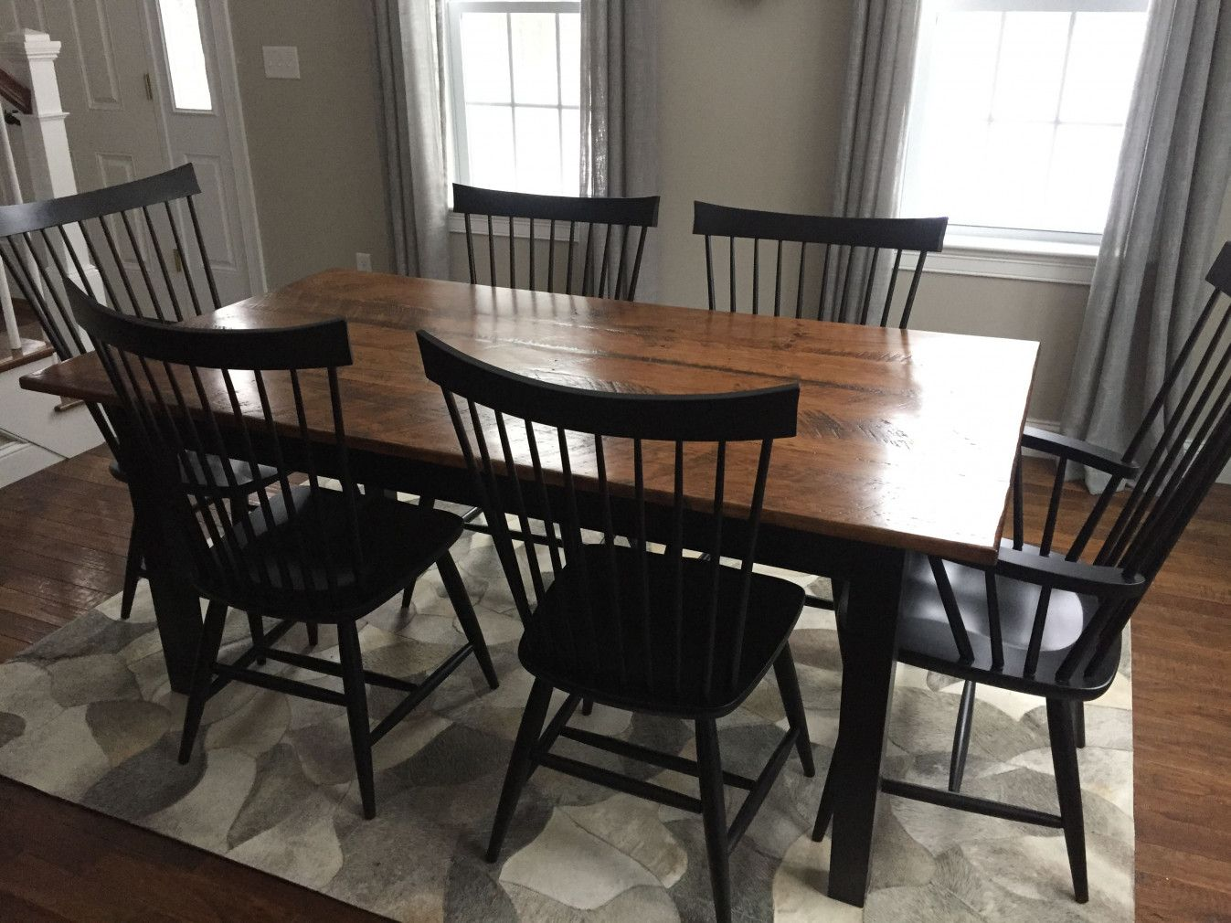 11 Best Shaker Dining Room Ideas, Shaker Dining Room Table And Chairs