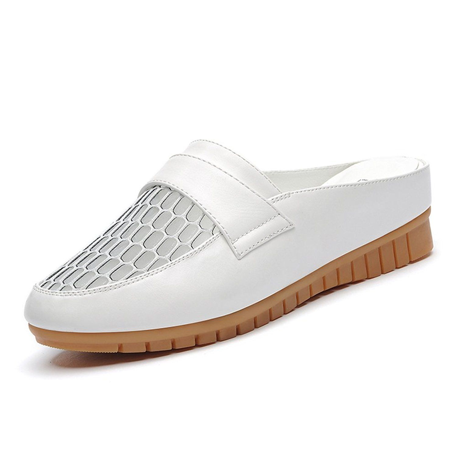 34ab5429718029 Breathable mesh slope with female slippers sandals White     Check this  awesome product by going to the link at the image.