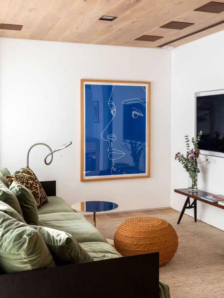 Tria arquitetura revitalize   apartment in sao paulo brazil also rh pinterest