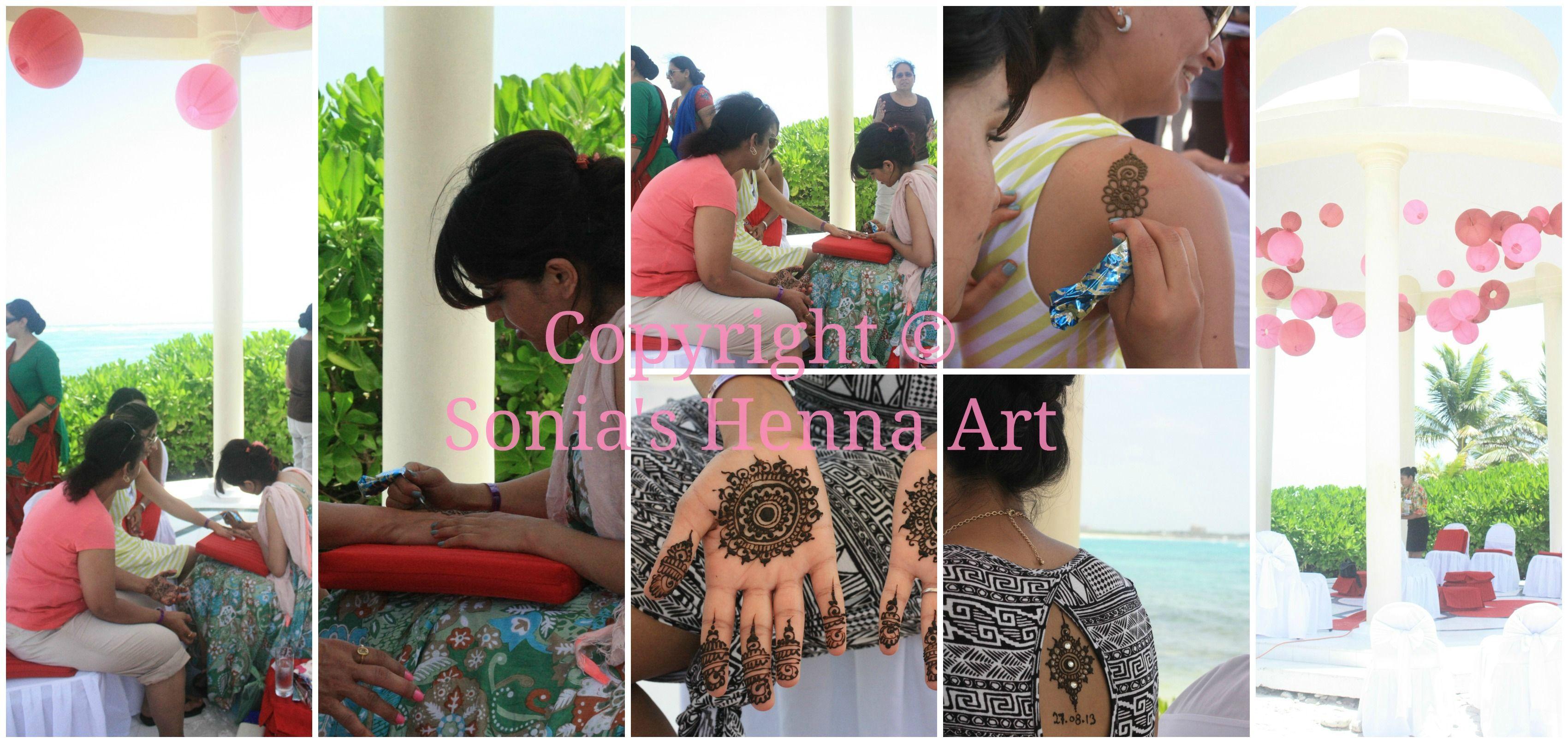Copyright © Sonia's Henna Art Bridal, MEXICO  destination wedding 2013, henna artist, desi, bridal, shadi, bridal henna , bridal, Henna Designs, mehndi service in toronto, Scarborough, destination wedding, henna artist,henna tattoo, bridal mehndi, south asian mehndi, Indian Traditional Henna, Bridal henna, Mehindi, Mahndi, Heena, mehndi artist, glitter, Free henna,Pakistani style mehndi, arabic mehndi, cheap henna in toronto, low price of henna, mehandi, design, new, art, Indian weddings,