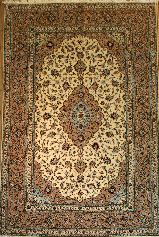 Handmade Kashan Rug Ref 1590 By Little Persia Rugs