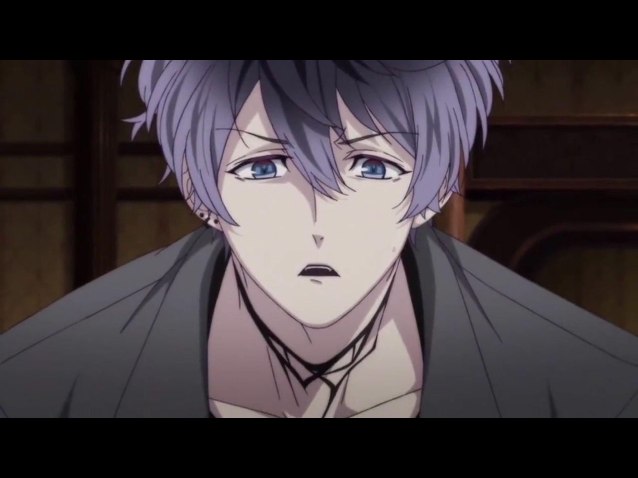 Ruki Mukami Diabolik Lovers more blood Anime and Manga