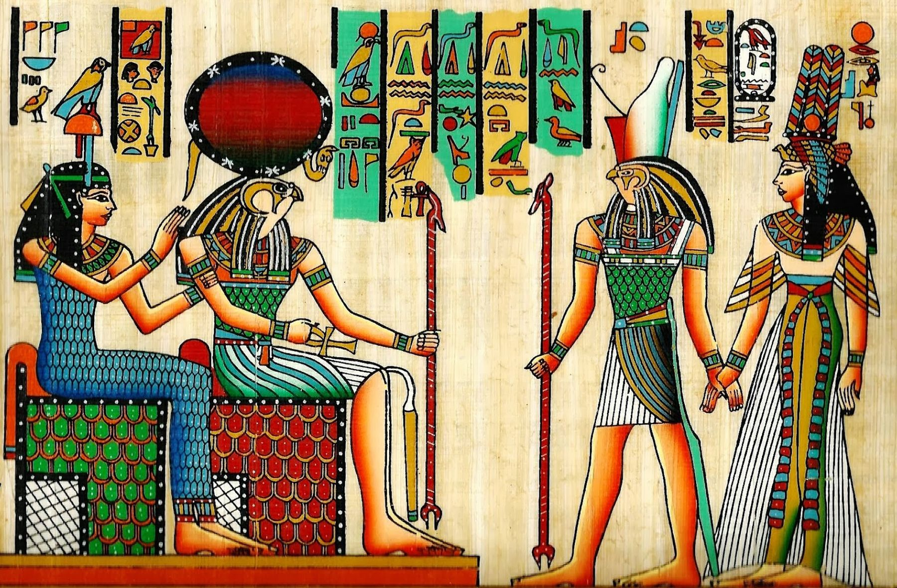 Image result for egyptian painting