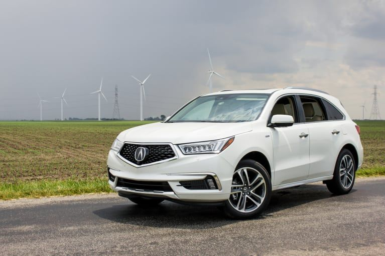 2017 Acura MDX Sport Hybrid Our View Acura mdx, Car