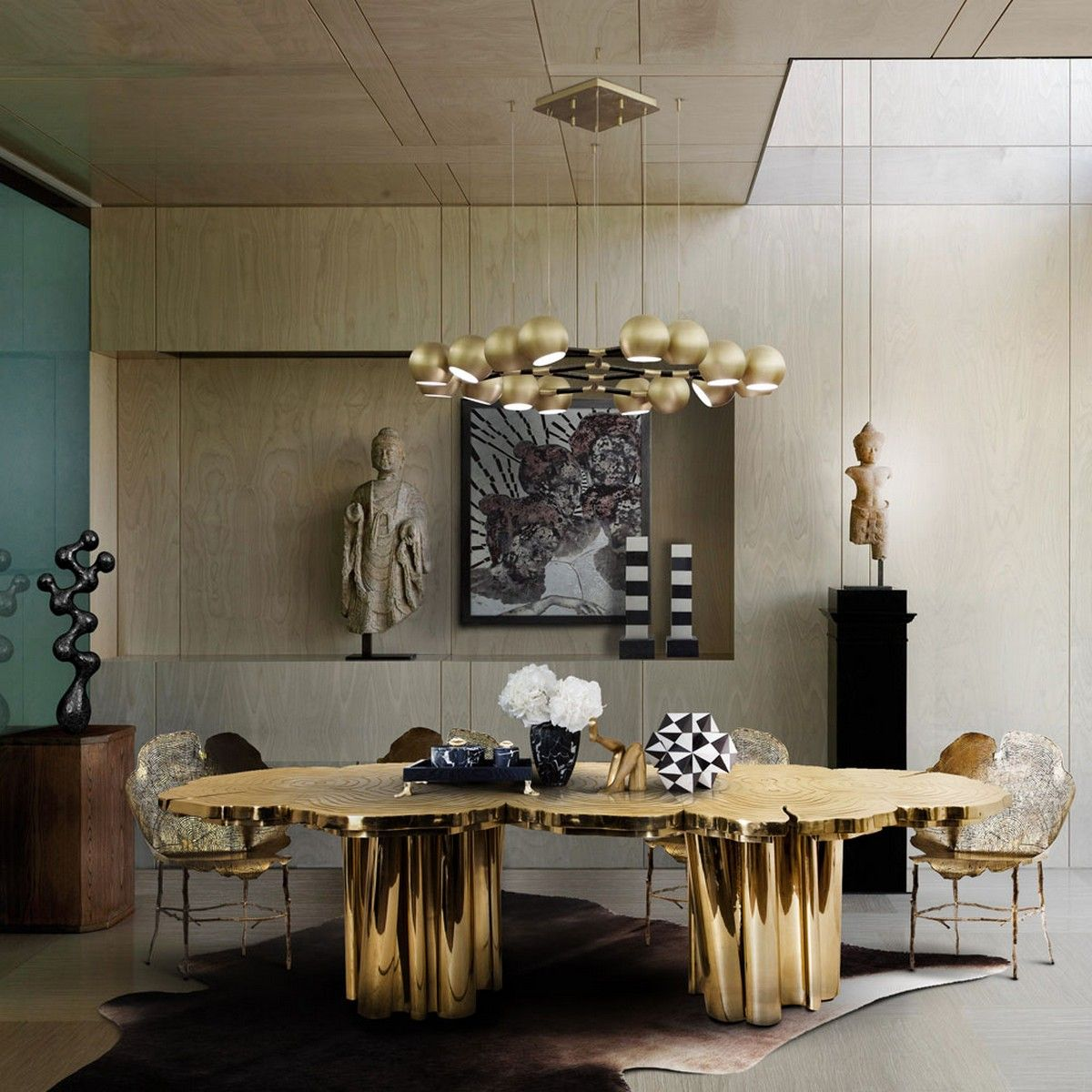 Expensive Dining Tables Will Be Our Theme For Today From Marvelous Concepts To Astonishing Details Luxury