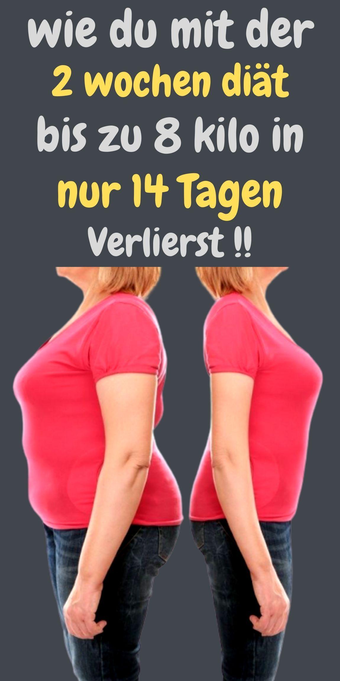 Diät, um 2 Kilo in 2 Tagen Gewicht zu verlieren