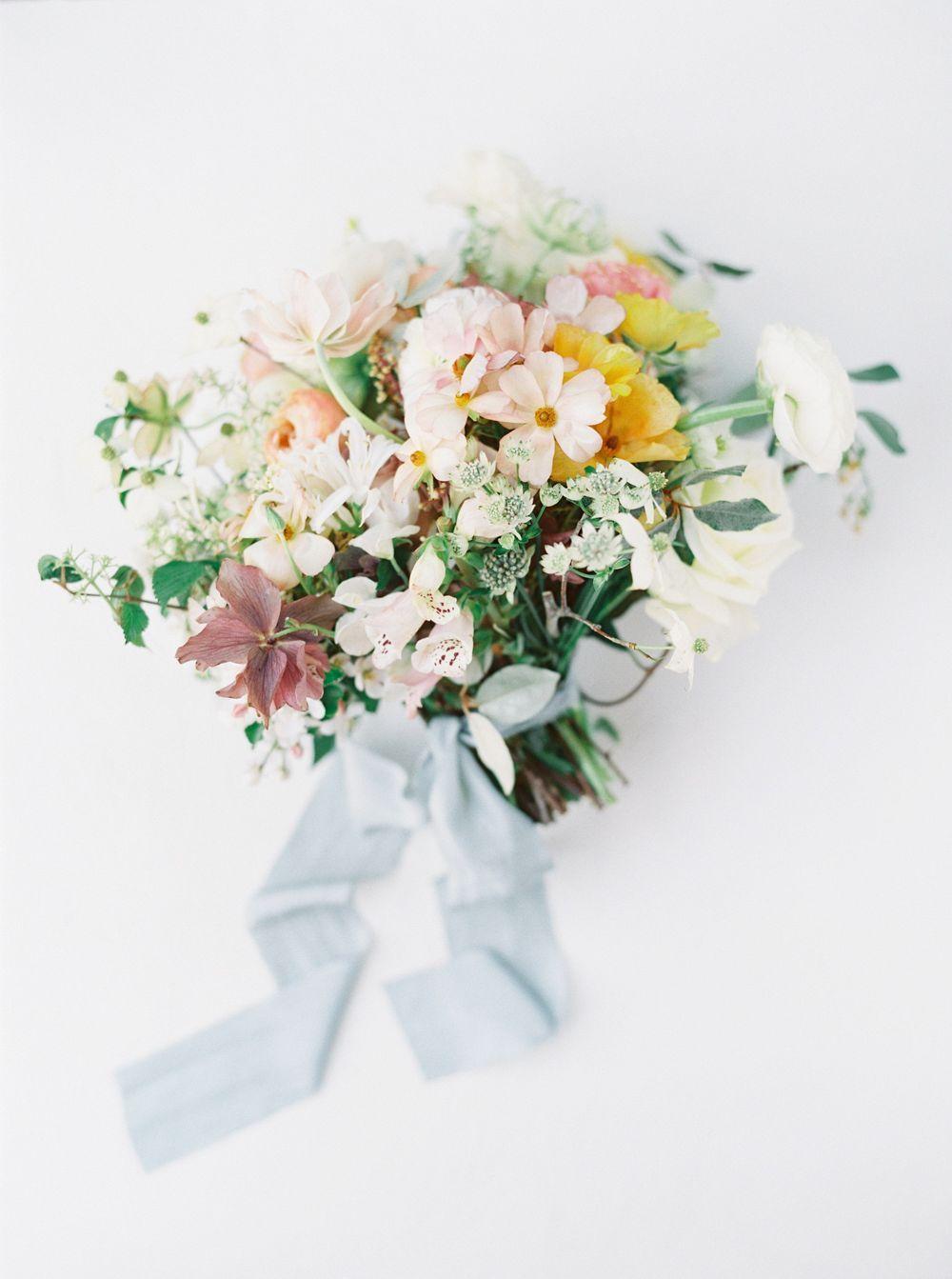 English Garden Style Wedding Ideas From