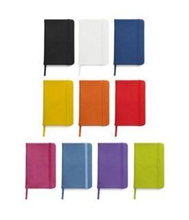 A6 Colour Notebook