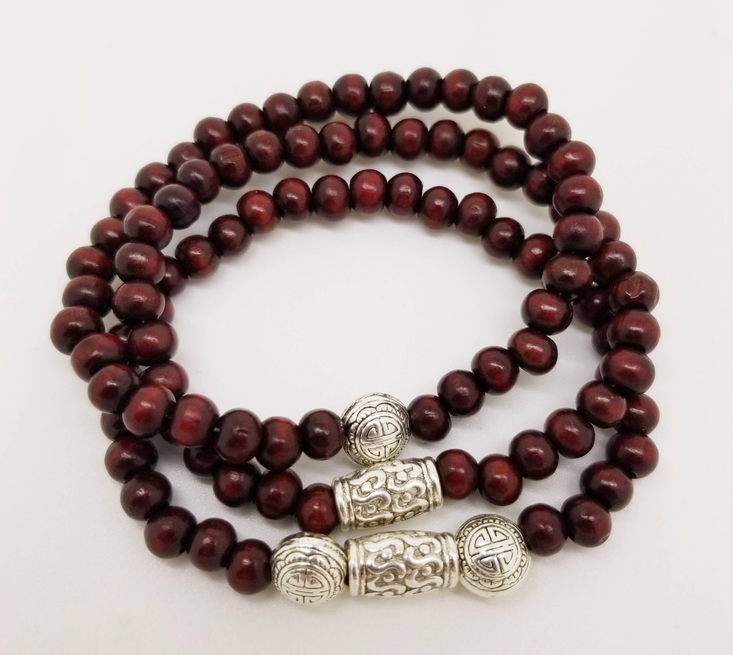bracelets Asian bead