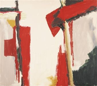 Red Forest By Judith Godwin ,1977