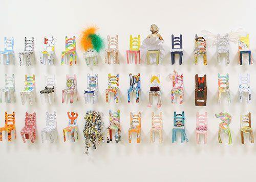 Saatchi online art prize papier karton pinterest for Stuhl design kunstunterricht