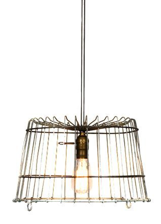 Put A Bulb In It: 24 Upcycled Pendant Lights Made From Thrifty Vintage  Treasures Images