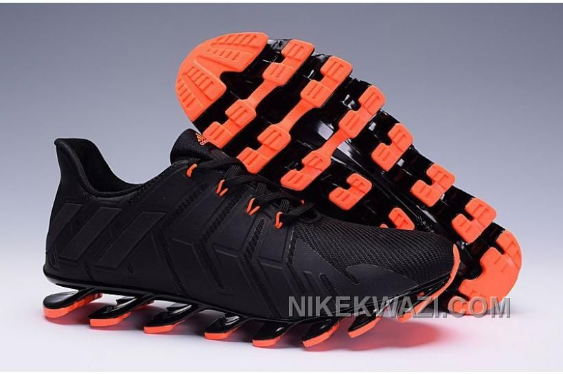 huge discount 47101 dcd1e promo code for pink orange mens adidas springblade solyce shoes 3ad9d eeea5
