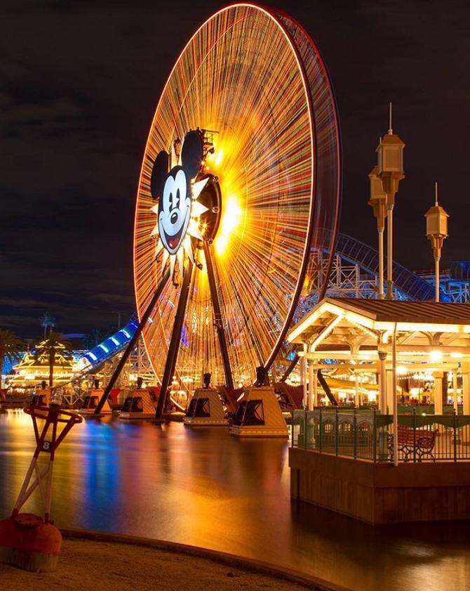Mickey's Fun Wheel at DCA
