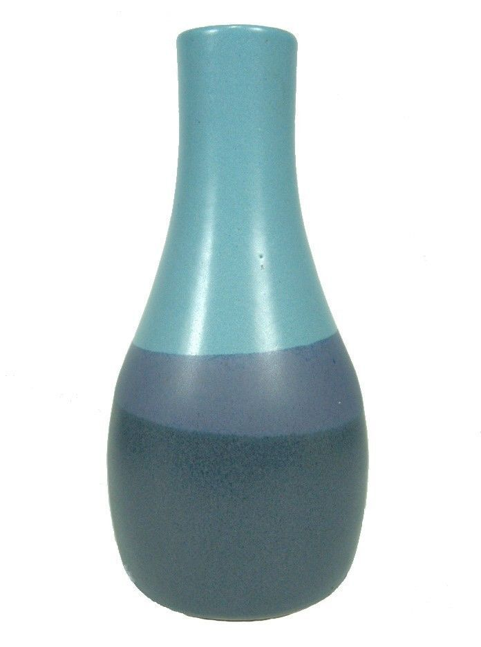 MCM Vtg MARSHALL STUDIOS Art Pottery Pastel Vase Gordon Jane Martz NR #MidCenturyModern #MarshallStudios