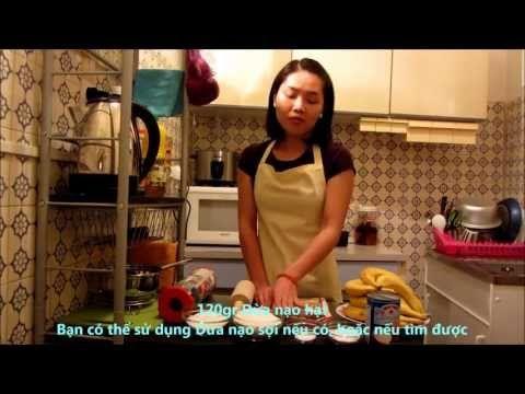 Cookinghobby101 Vietnamese Banana Freeze Kem Chuối