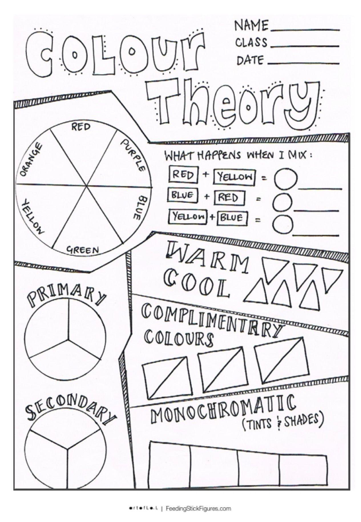 Colour Theory Bundle