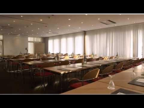 City Hotel Frankfurt Bad Vilbel - Bad Vilbel - Visit http://germanhotelstv.com/citybadvilbelgt Only 8 km from Frankfurt city centre this hotel in Bad Vilbel offers modern wellness facilities local and international cuisine and soundproofed rooms. -http://youtu.be/8O_EBkIfJ9A