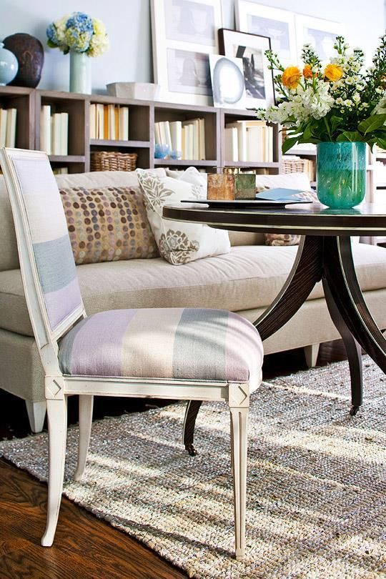 white round dining table Hickory White Dining Room Round
