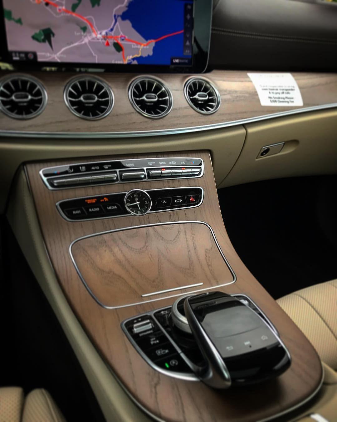 Especially Rich Looking 2018 Mercedes Benz E Class Coupe Interior