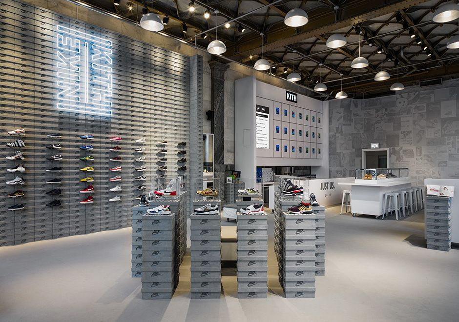 new arrival c5c22 099fa  sneakers  news The Nike x KITH Pop-Up Shop Is Open Now, Remains Open Until  December