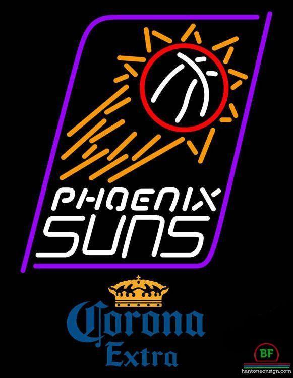 Corona Extra Phoenix Suns Neon Sign NBA Teams Neon Light