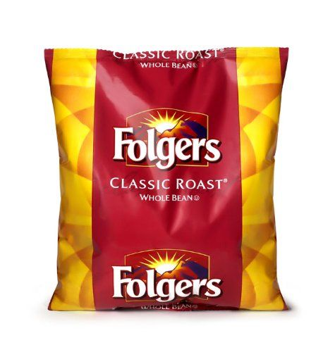 Folgers Classic Roast Whole Bean Coffee 44ounce Bag For More Information Visit Image Link This Is An Affiliate Roastedcoffeebeans Pinterest