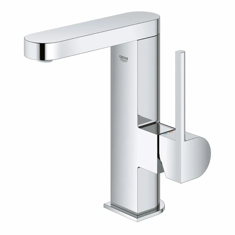 Grohe 23956en3 Plus 1 2 Gpm Single Hole Bathroom Build Com Single Hole Bathroom Faucet Bathroom Faucets Faucet [ 1000 x 1000 Pixel ]