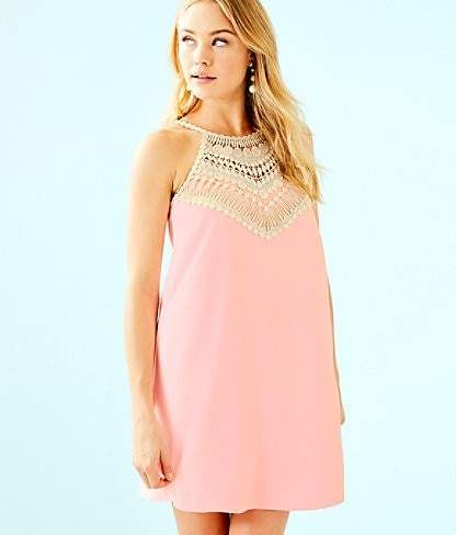 e851a6603360cc Lilly Pulitzer Pearl Soft Shift Dress in 2019 | Products | Dresses ...