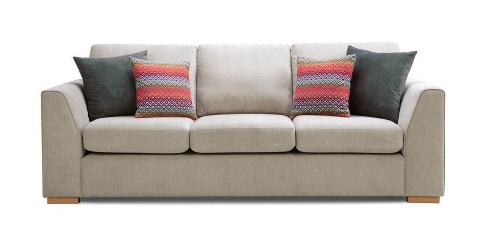 outlet store c8284 f8ffa Tiki 4 Seater Sofa Sherbet | DFS | Inspiration: Furniture ...