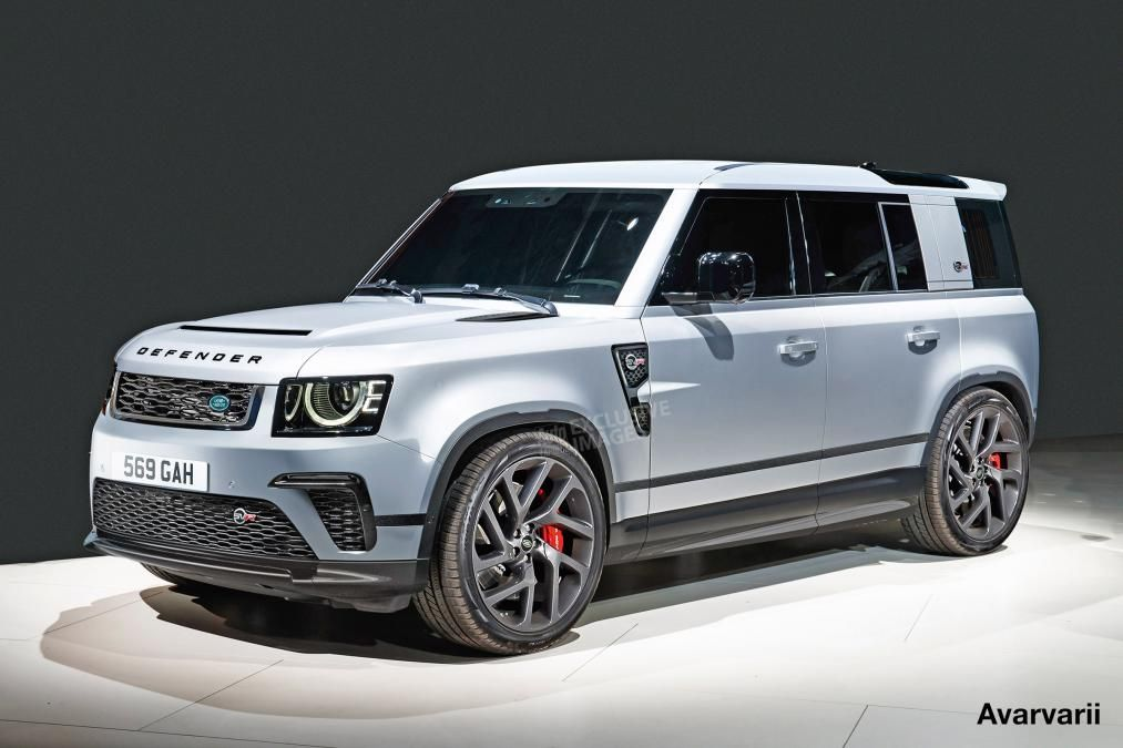 Land Rover Defender Svr In The Works And It May Use Bmw V8 Land Rover Defender New Land Rover Defender New Land Rover