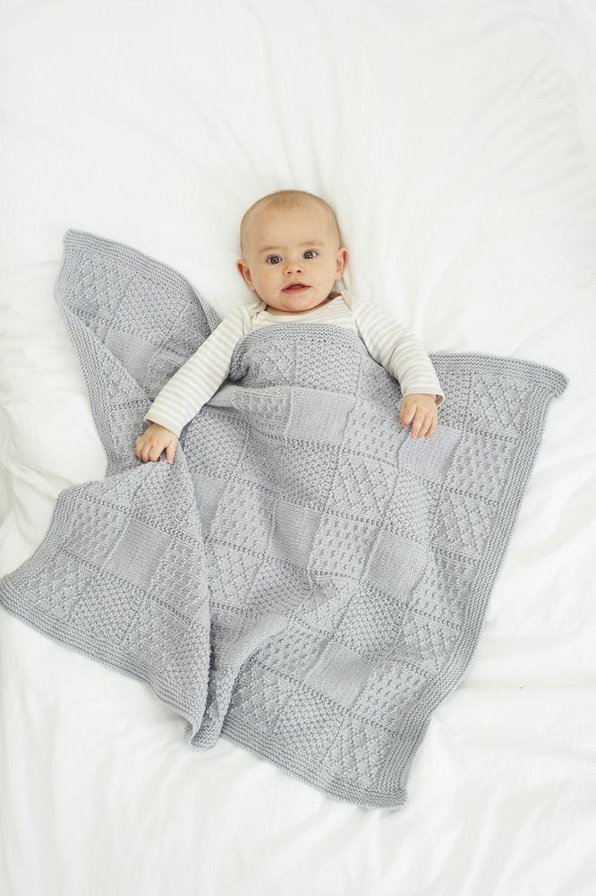 Design 8913 | Breipatronen | Pinterest | Manta, Mantita bebe y Manta ...