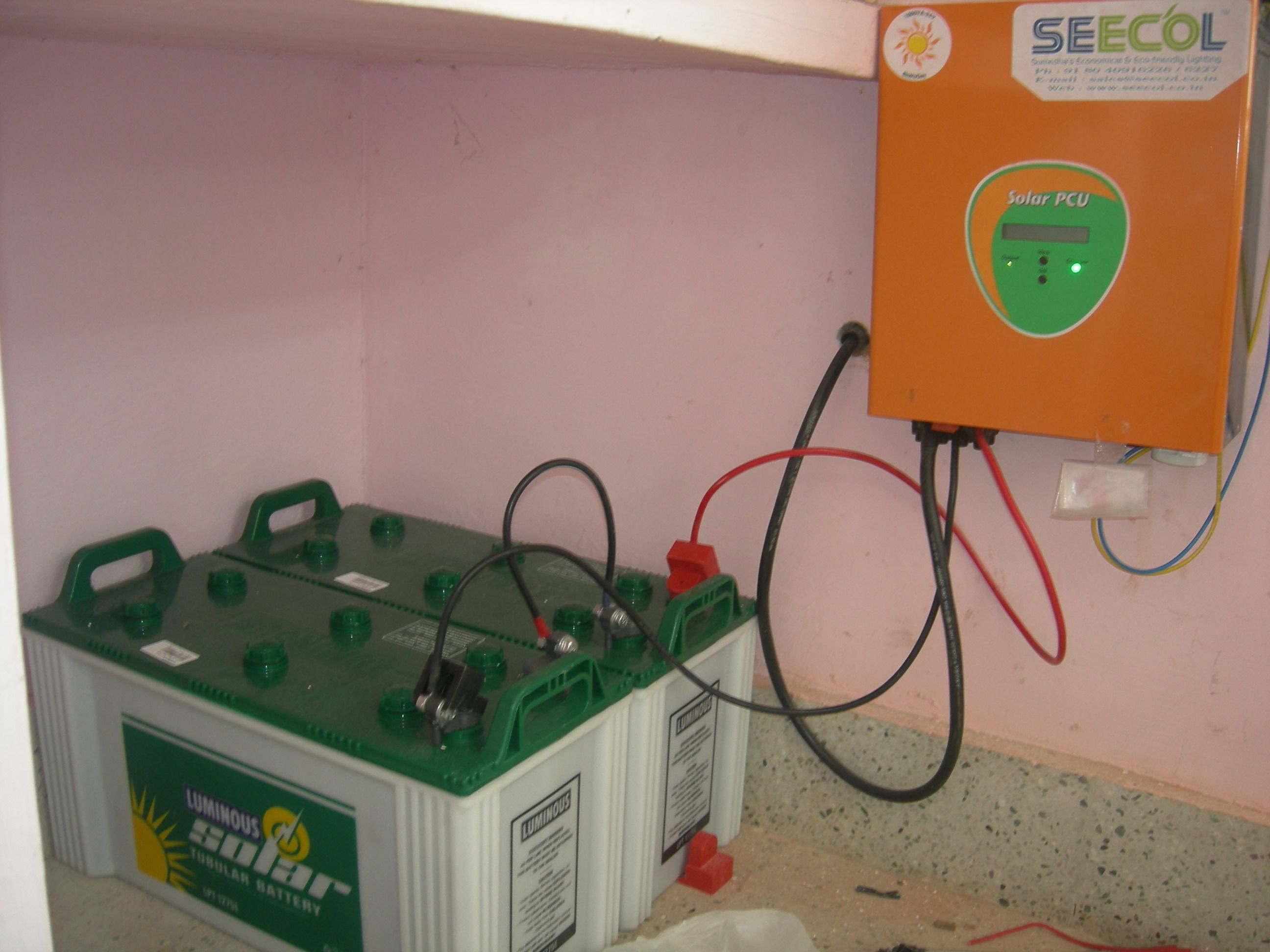 Solar Inverter Manufacturers In India Seecol Is The Leading Solar Inverter Manufacturers In India Dealers And Distributors Solar Inverter Solar Manufacturing