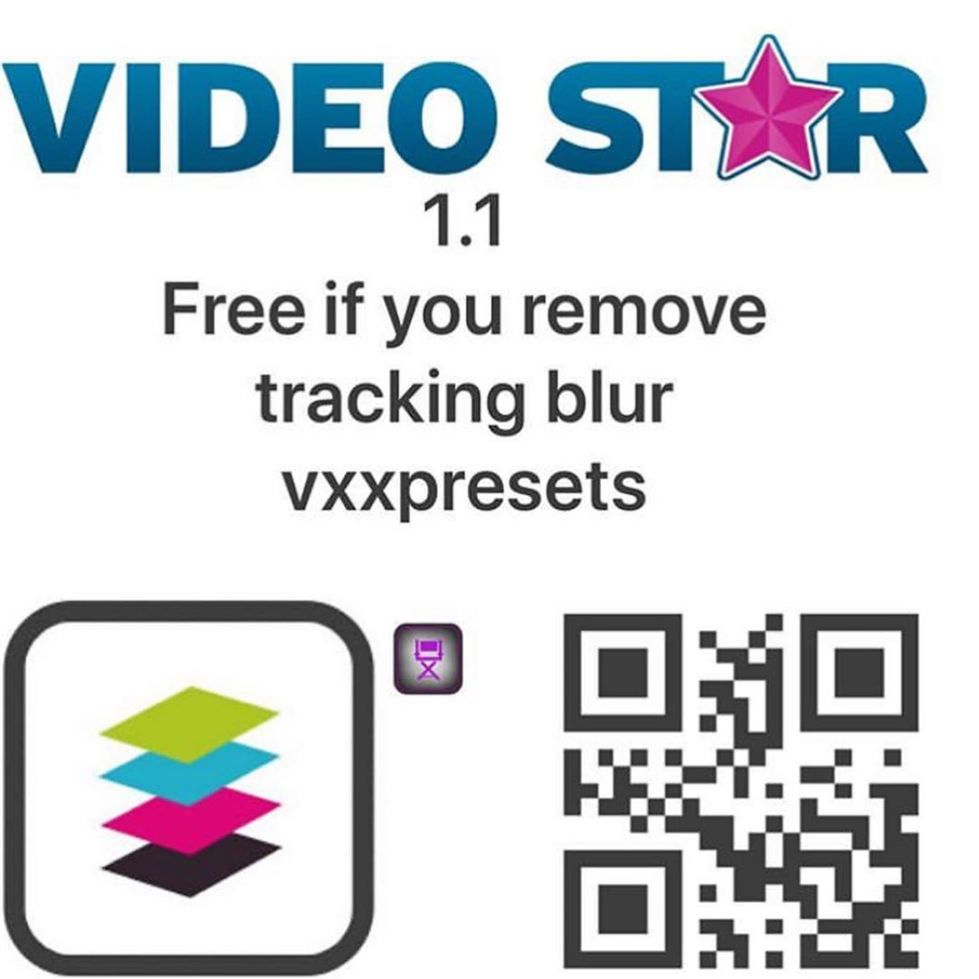 Video Star Free Codes On Instagram All Of The Codes Are Free If You Remove The Tracking Blur Vxxpresets Video Editing Apps Coding How To Remove