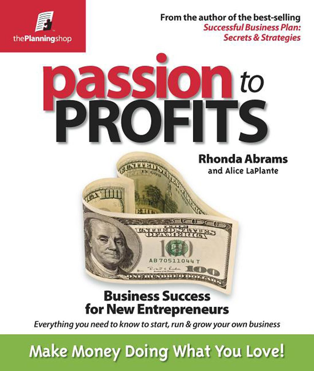 Passion to Profits (eBook) in 2020 Success business