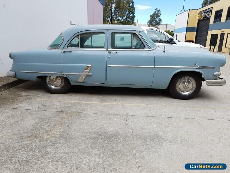 Ford Customline sedan 1953 V8 #ford #customline #forsale #australia ...