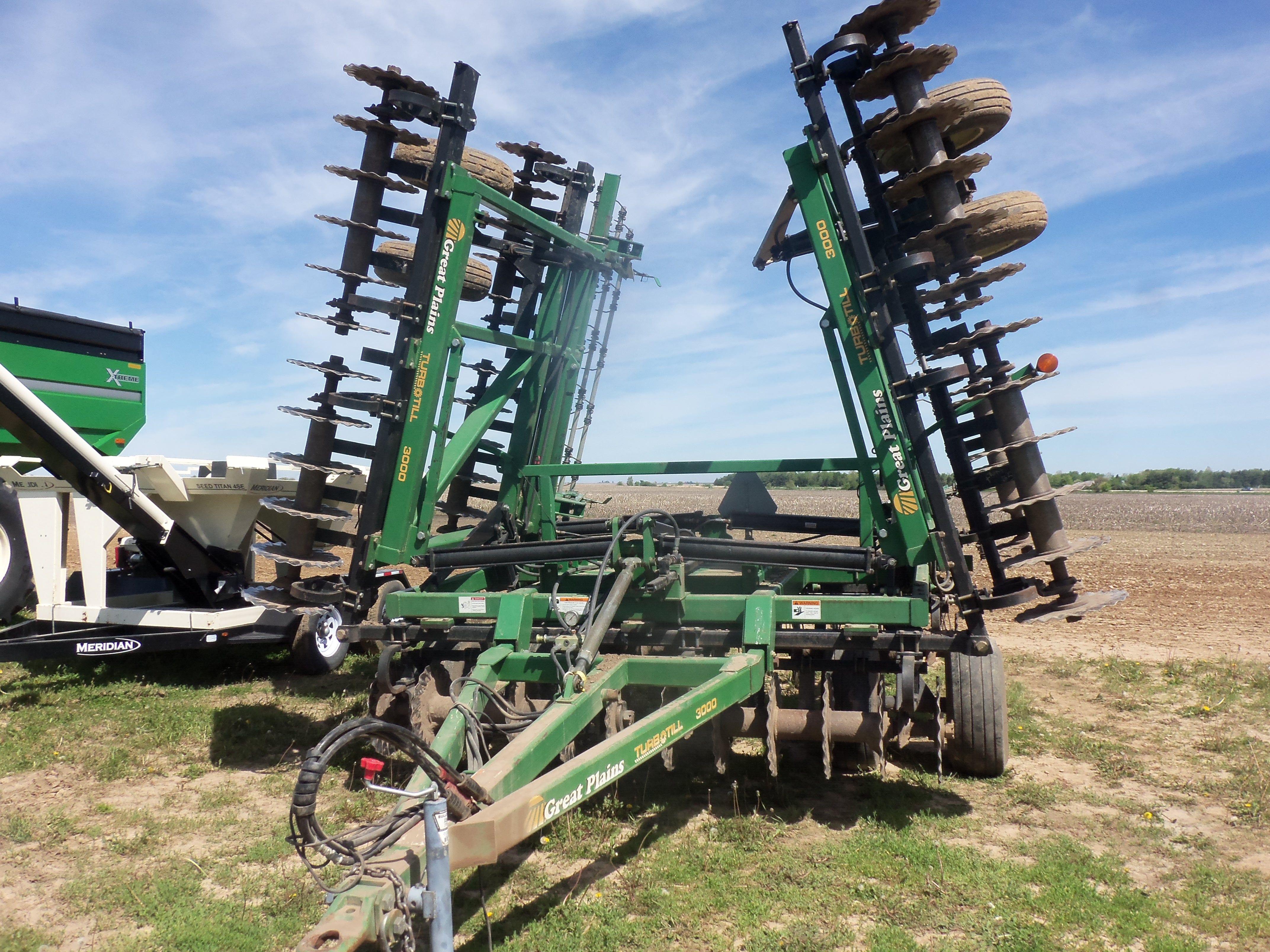 Great Plains Turbo Till 3000 disk | Farm Equipment | Farm 2