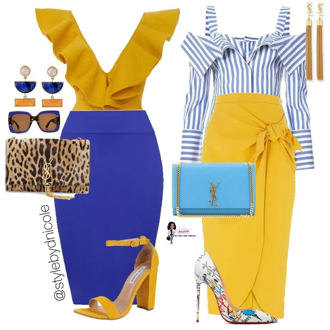 Pin By Nkoyo Ojuok On African Clothing Styles In 2020 Stylish Outfits Fashion Fashion Outfits