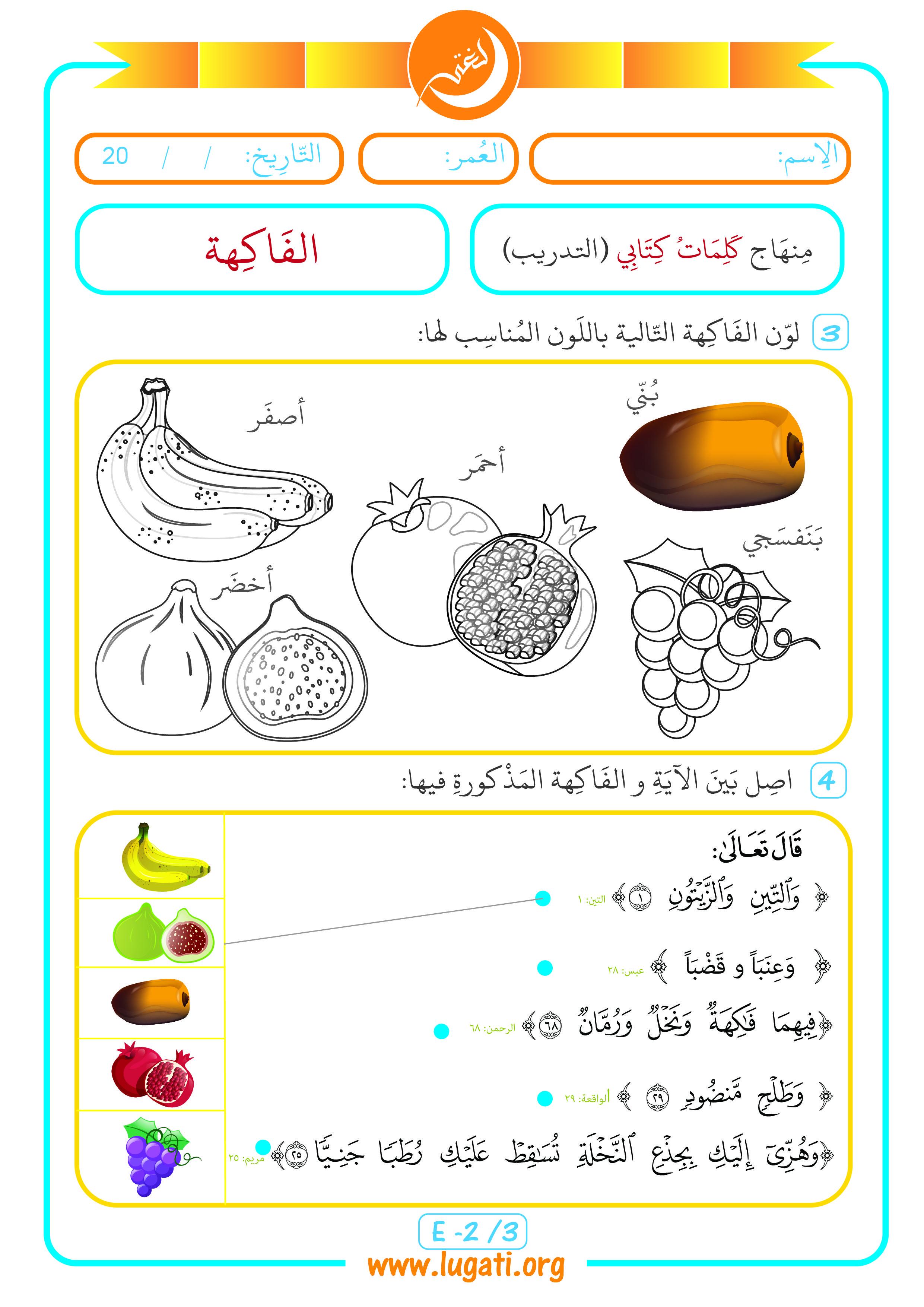 Fruit E2