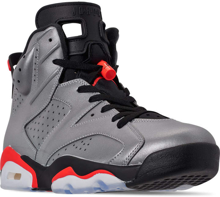 Air Jordan Retro 6 SP Basketball Shoes
