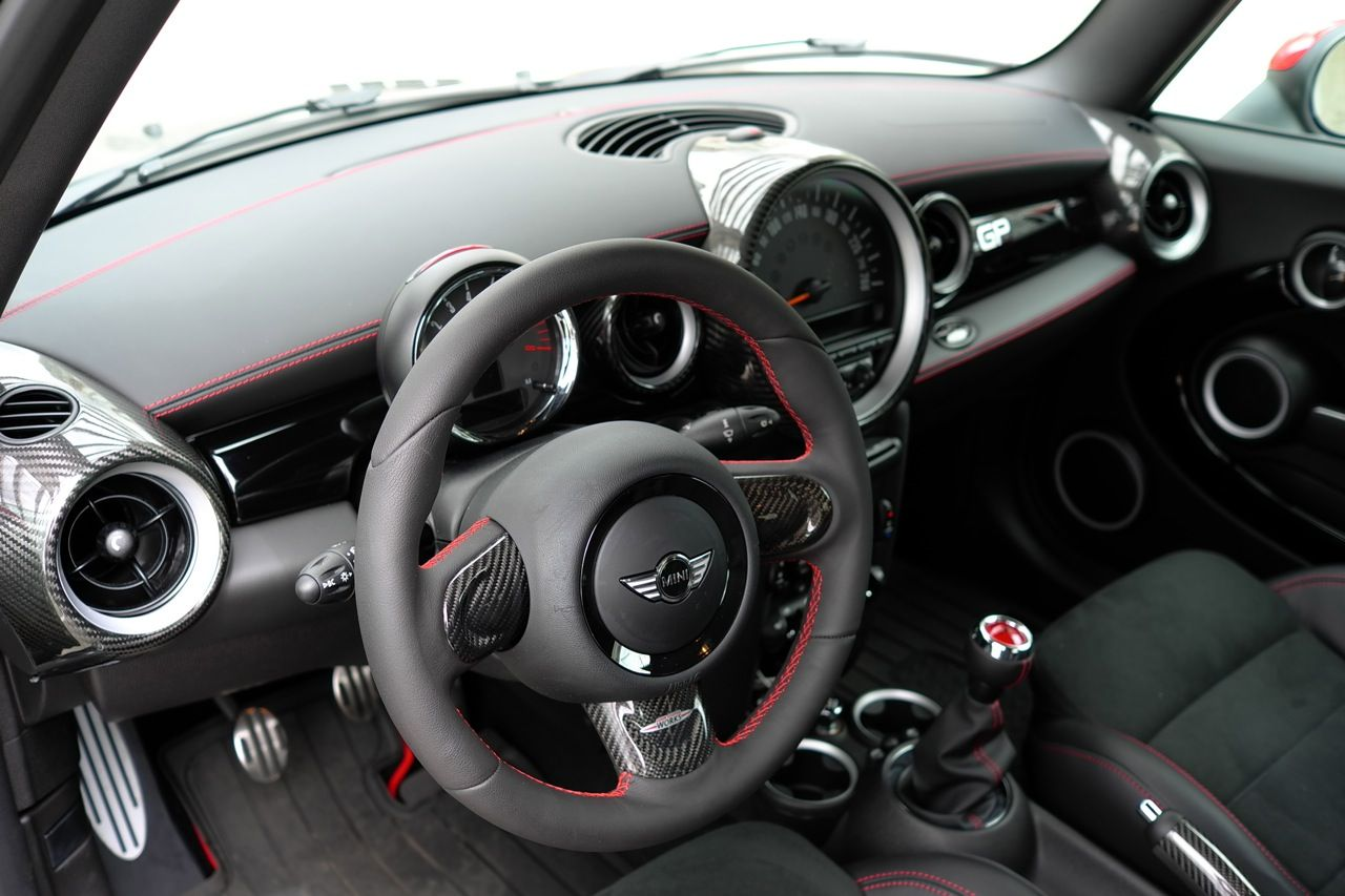 Carbon Fiber Interior For Mini Cooper R55 To R59 Mini Cooper