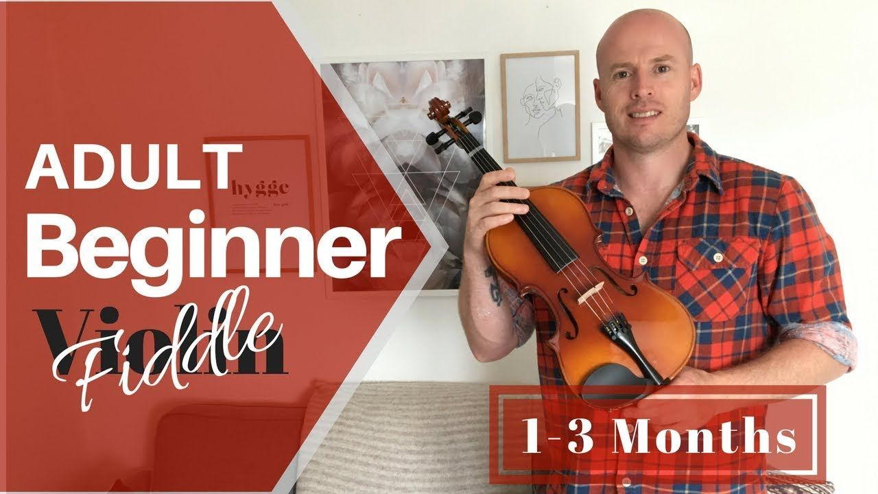 Adult Beginner Fiddle Progress - 3 months | Violin ...