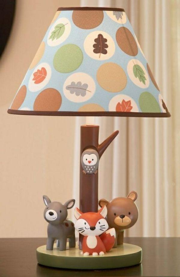 Stehlampe mit wunderschönem Design Home Deko Pinterest - deko kinderzimmer