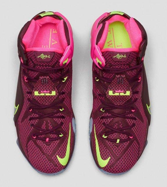 Nike LeBron 12 'Double Helix'