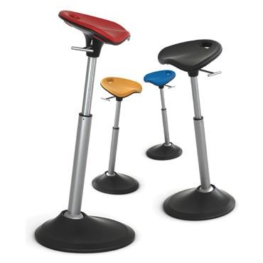 Mobis Standing Stool By Focal Upright Stand Up Desk Standing