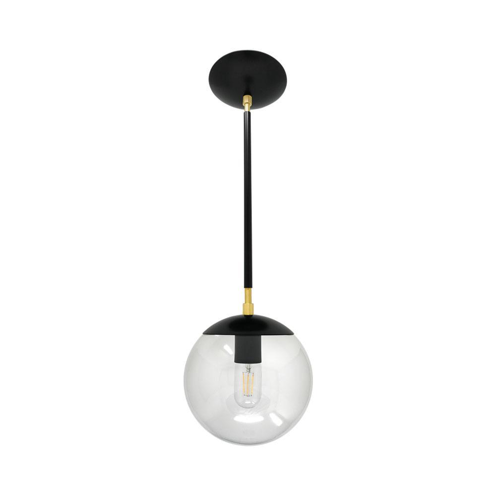 Cap Pendant 8 Globe Pendant Glass Globe Hanging Lights